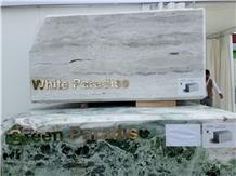 White Paradise Marble Blocks