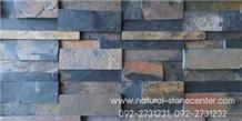 Slate Stone Wall Panel Wall Cladding