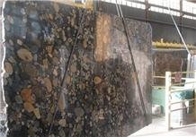 Black Marinace Granite Slab Wall Tile