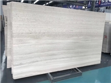 Wooden White Marble Slabs,Wall Cladding,Tiles