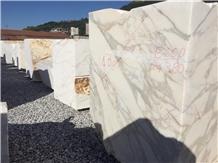 Calacatta Borghini Oro Gold Marble Blocks