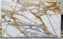 Calacatta Macchia Vecchia Marble Slabs
