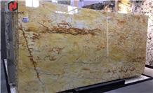 Gitata Gold Granite Slabs,Floor Covering Tile
