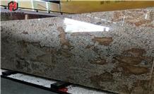 Mystic Sand Granite Slabs Golden Tiles