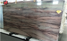 Red Colinas Granite Natural Stone Big Slabs
