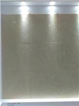 Pearl Beige Limestone Slabs, Tiles