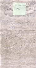 Arini Cream Travertine Slabs, Tiles