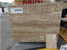 Arini Noce Travertine Blocks