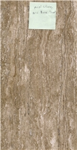 Arini Noce Travertine Slabs, Tiles