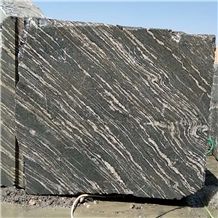 Zebra Black Granite Block