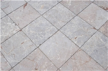 Grigio San Marco Marble Brushed,Chiseled Pavers