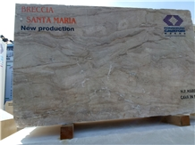 New- Breccia Santa Maria Marble Blocks