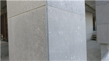 Gris Batalha Limestone Facade, Wall Cladding
