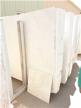 Omani Beige Marble Slabs
