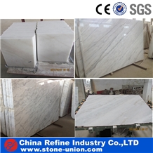 Cheaper Guangxi White Marble Flooring Tiles