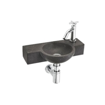 Chinese Cheaper Bluestone Wash Basin&Stone Sink