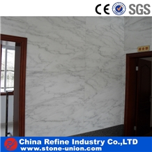 Eastern White Marble with Green Veins Tiles&Slabs