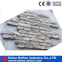 Factory Price Grey Cement Ledge Stone Veneers