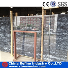 Italy Grey Marble Slab,Tiles, Wall Cladding