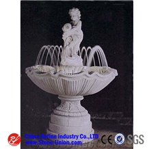 Landscape Garden Water Fountains in Marble