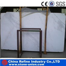 Polished Aston White Marble Stone Slab & Tiles