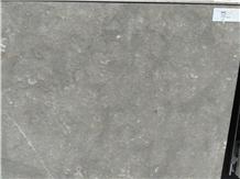 Atlantic Blue Limestone Flamed