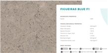Figueiras Blue F1 Limestone Tiles