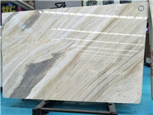 King White Marble for Wall Covering