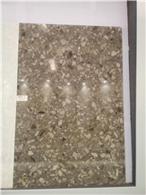 Rs-0011, Brown Terrazzo Tile, Cement Tile