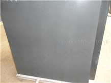 Honed Hainan Black Basalt Tile Swimming Pool Bluestone