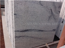 Viscont White Polished Granite Tiles China Grey
