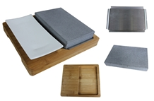 G654 Granite Tile for Cooking Grilling Stone