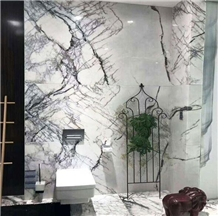 Lilac Marble (New York Marble) Tile & Slab
