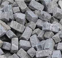 Avon Grey Granite Cobble Stone