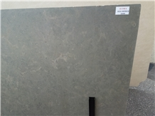 Azul Monica Dark Limestone Slabs, Tiles