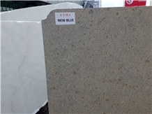 New Blue Limestone Slabs, Tiles