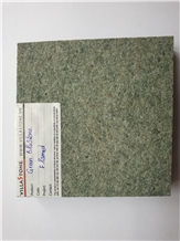 Vietnam Green Blustone Flamed Tiles &Slabs
