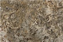 Brown Canyon Granite Slabs, Tiles