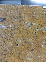 Gold 500 Granite Slabs, Tiles