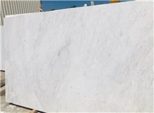 Pirgos Pure White Marble Slabs