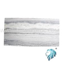Hebei Natural Cloudy Gray Quartzite Slab 30x60cm