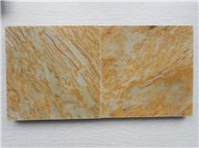Golden Macaubas Quartzite,Giallo Macaubas