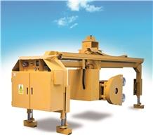 Bridge Type Diamond Wire Cutting Machine 5000M Block Dressing Machine