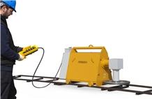 Diamond Quarry Wire Saw Machine, Quarry Cutting Machine 1260M
