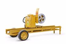 Horizontal Block Sizing Machine- Quarry Wire Saw Machine 3000Y