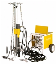 Hydraulic Quarry Drill Machine 108t