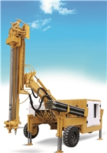Mobile Drilling Machine Y325- Quarry Drilling Machine