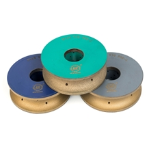 Cnc Edge Grinding Wheel for Edge Processing Of Vanity/Counter-Tops