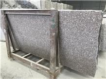 China Pink Granite 664 Polished Surface