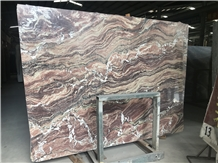 French Purple Marble